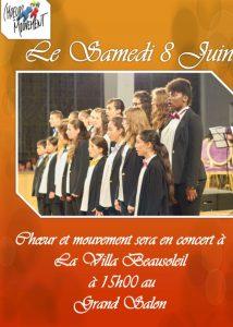 Concert privé à Drancy le 8 Juin 2019