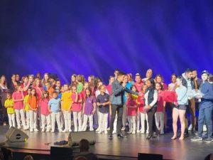 Obtention du 1er prix du public pour «Ma ville a du talent»